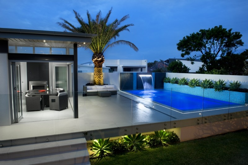 Concrete swimming pool builders newcastle vision pools for Pool design newcastle